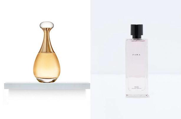 Dupe Parfum Ori